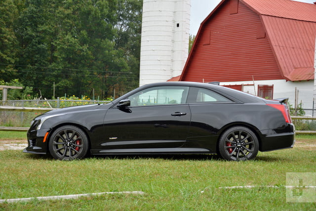 2017 cadillac ats v coupe review 421