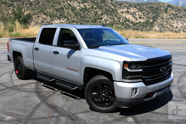2017 Chevrolet Silverado 1500 Ltz Z71 4wd Review Digital Trends
