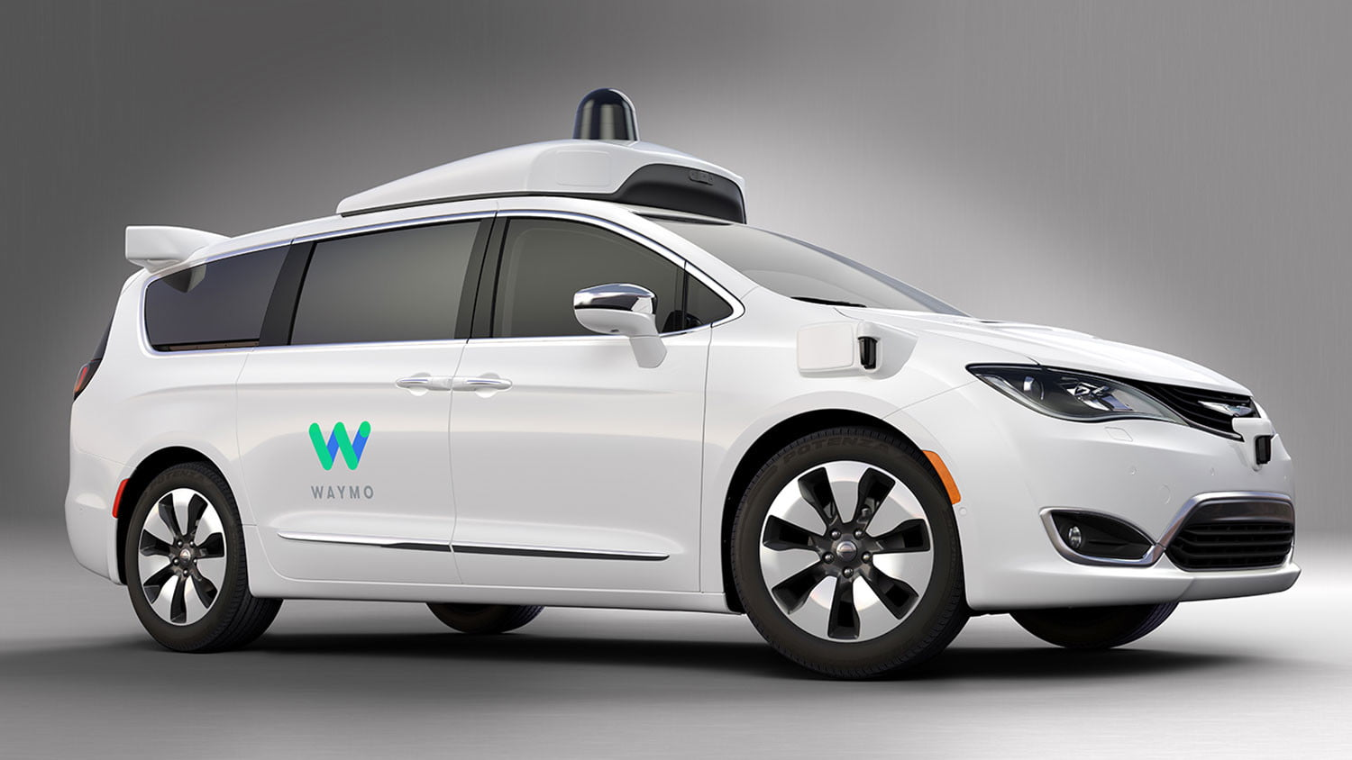Waymo Gives Rides In Its Fully Self-Driving Cars In Arizona ...
