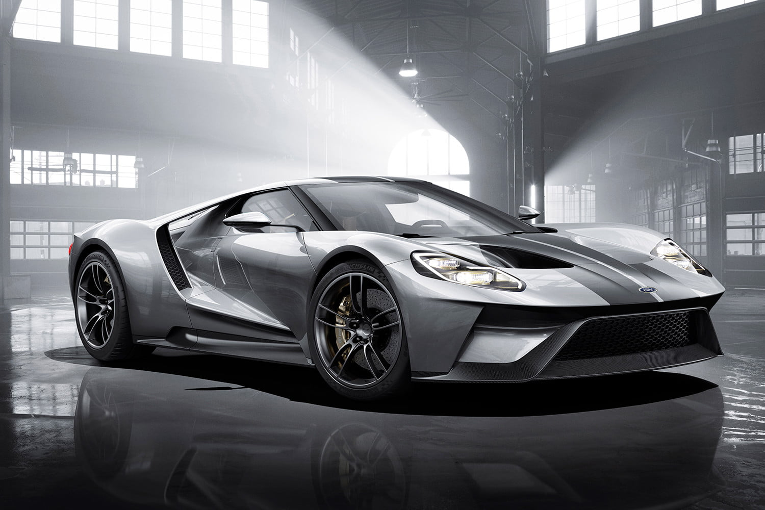Ford Gt Application Process Will Be Lengthy Report Says Digital Trends