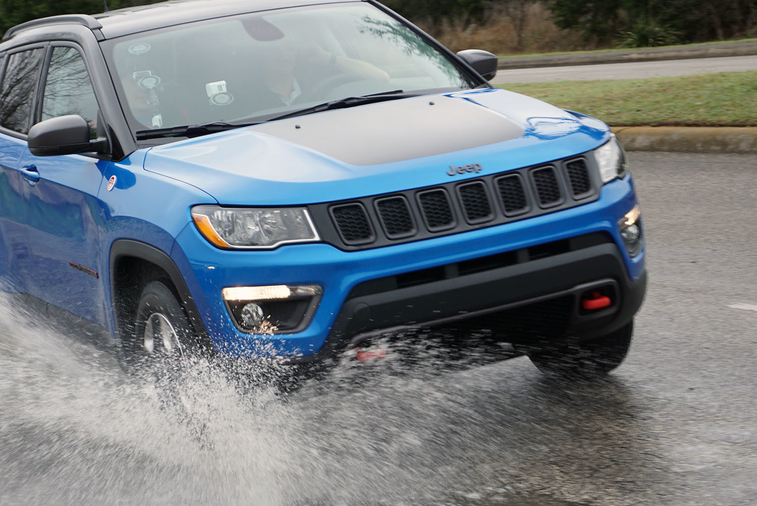 2017 jeep compass review: best compact suv on market? | digital trends
