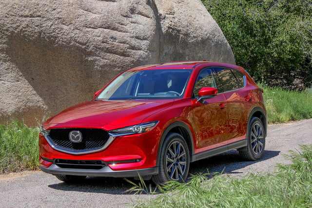 2017 Mazda Cx 5 First Drive Review 8