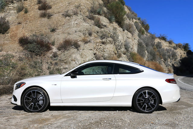 2017 Mercedes-AMG C43 Coupe Review: Turbocharged Torque Hits Tarmac