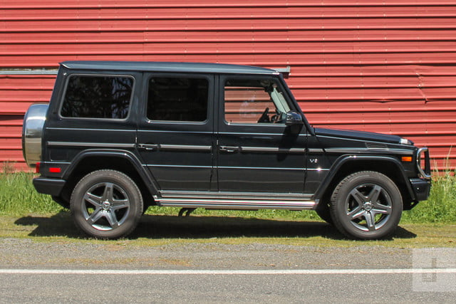 2017 mercedes benz g550 review 14