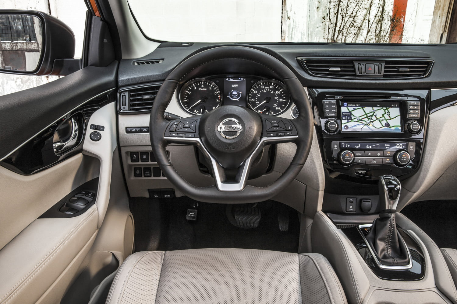 2017 Nissan Rogue Sport Our First Impressions Digital Trends