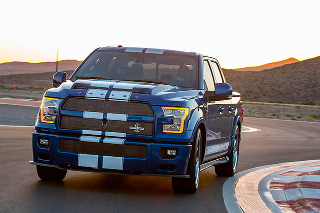 With 750hp Shelby S F 150 Super Snake Puts Most Cars To Shame