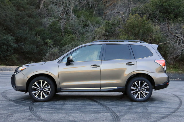 2017 Subaru Forester 2 0xt Touring Review