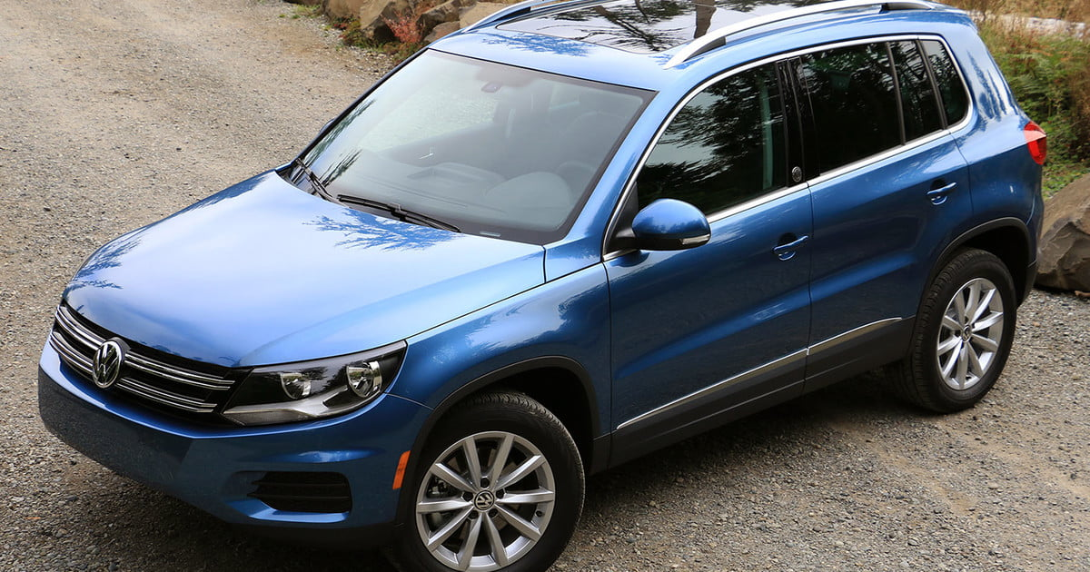 first drive 2017 volkswagen tiguan 2 0t wolfsburg edition. Black Bedroom Furniture Sets. Home Design Ideas