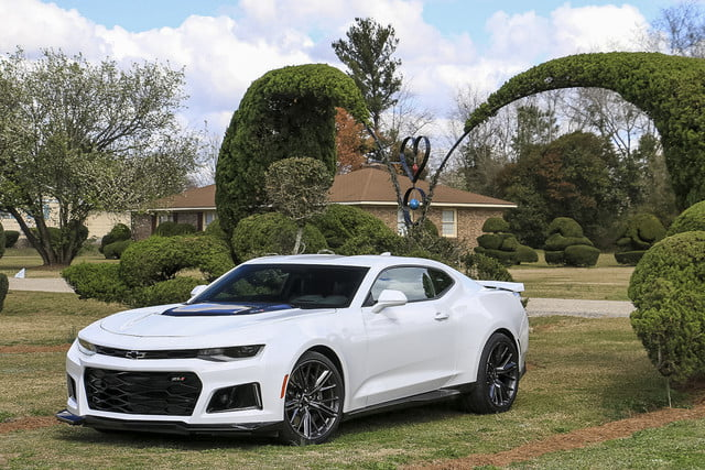 2017 Chevrolet Camaro Zl1 First Drive Camero Firstdrive 000126
