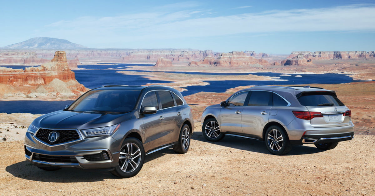 2018 Acura Mdx Orice Specs Features And More Digital Trends