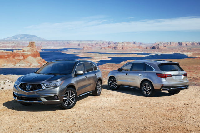 Acura MDX Orice Specs Features And More Digital Trends - 2018 acura mdx invoice price