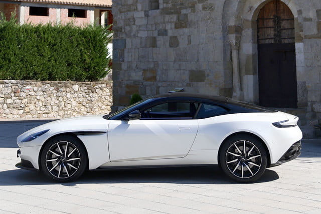 2018 Aston Martin DB11 V8 First Drive Review | Digital Trends