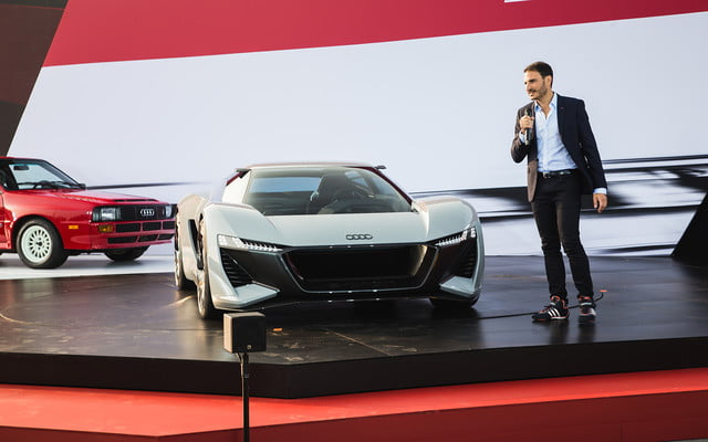 audi pb 18 e tron concept allies performance and electrification 2018 pb18  monterey car week 2