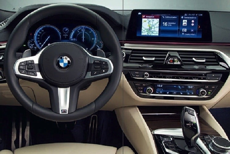 2018 Bmw 5 Series News Leaked Pictures Tech Digital Trends