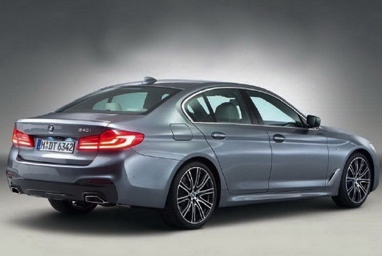2018 bmw 5 series. unique series 2018 bmw 5 series leak intended bmw series o