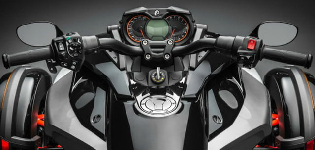 2018 Can Am Spyder Three Wheelers Pictures Performance Specs