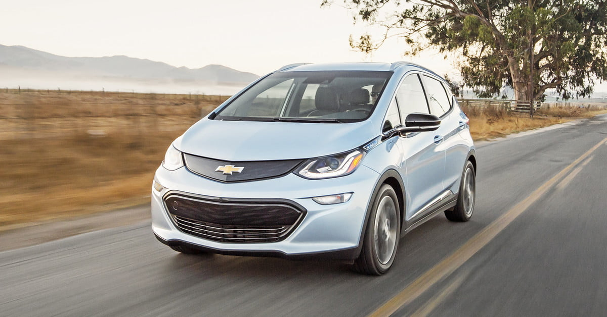 Chevy Bolt Vs Volt Specs Design Price And More Digital Trends