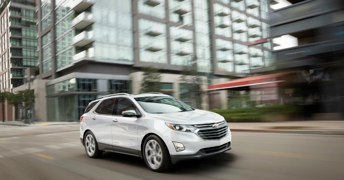 2018 chevrolet equinox release date prices specs. Black Bedroom Furniture Sets. Home Design Ideas