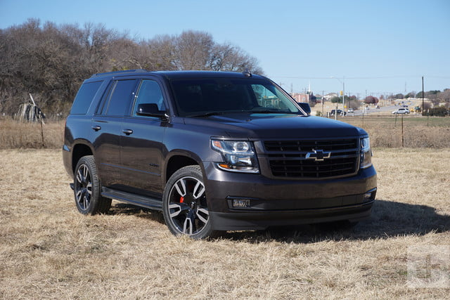 2018 Chevrolet Tahoe RST First Drive Review