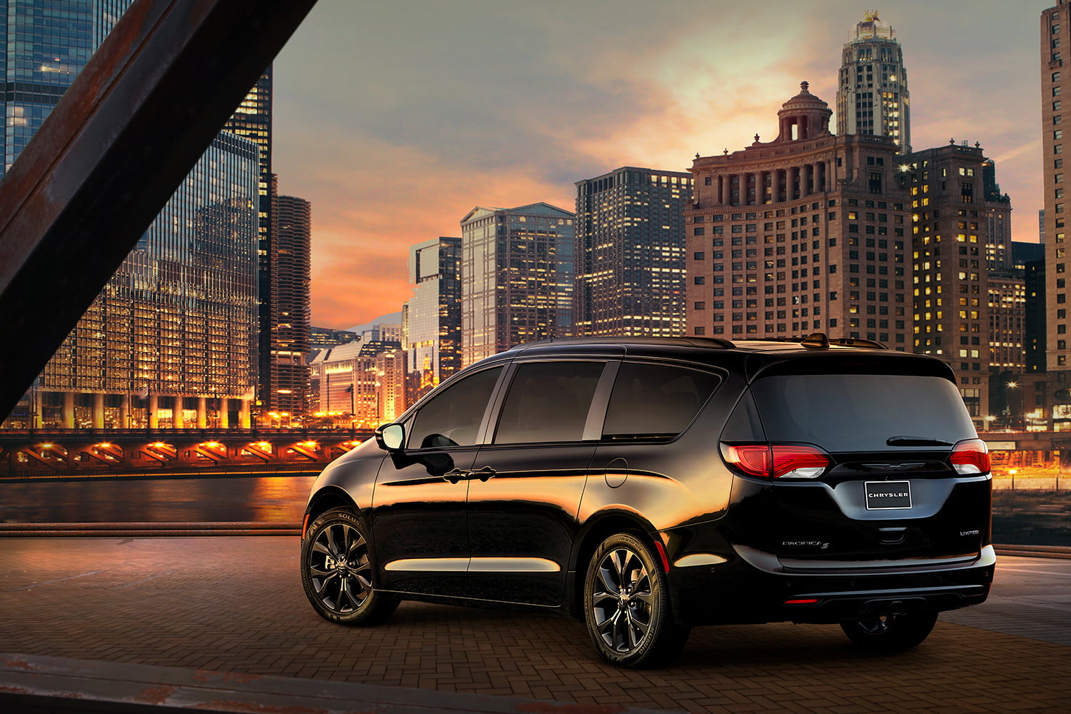 2018 Chrysler Pacifica City