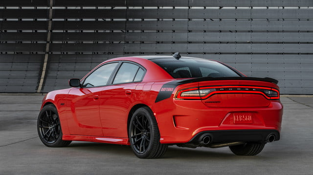 2018 Dodge Charger Lineup With Features Specs And Prices Digital