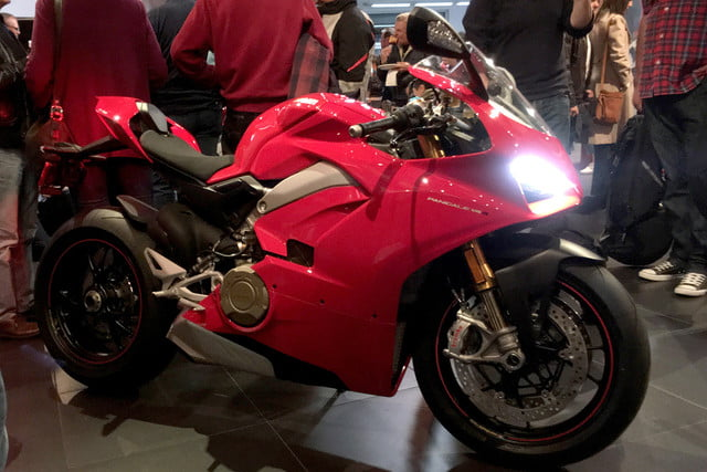 Ducati Previews 214 Hp Panigale V4 S And Speciale Track Weapons