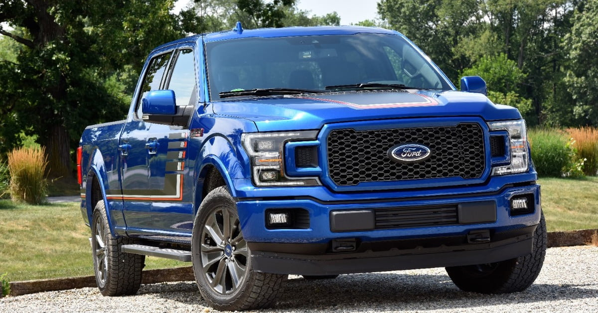 Ford Recalls 2018 Trucks And Suvs For Possible Unintended Movement Digital Trends