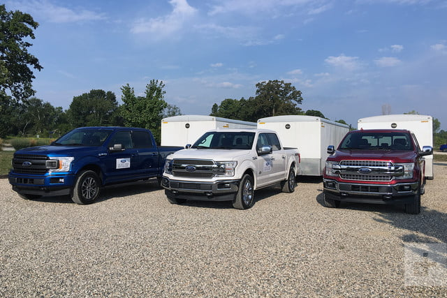 2018 Ford F 150 review models