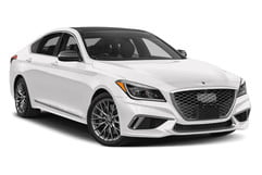 2018 Genesis G80 Sport 3.3T AWD Review