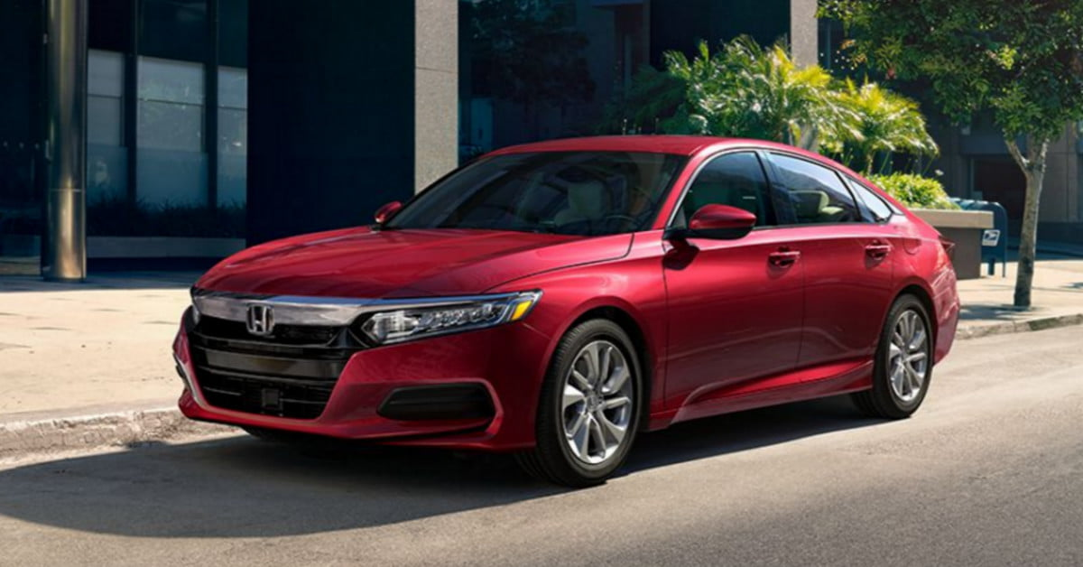 2018 honda accord models prices mileage specs features digital trends. Black Bedroom Furniture Sets. Home Design Ideas