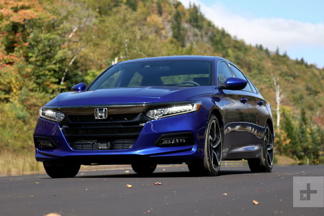 2018 Honda Accord 2 0 Sport