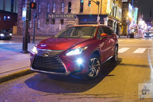 2018 Lexus Rx 350l Review Digital Trends