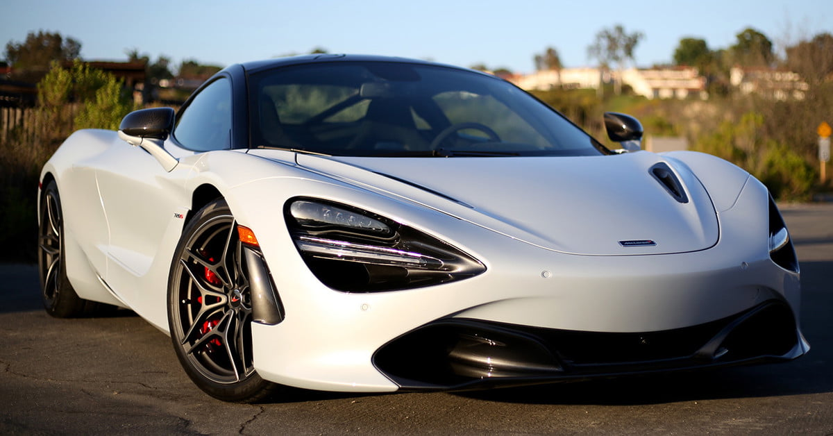 2018 McLaren 720S Review | Video, Pictures, Specs | Digital Trends