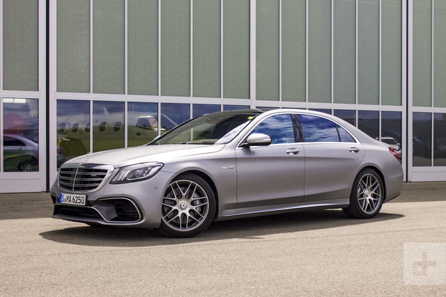 7f7e6818bf1d05 2018 Mercedes-AMG S 63 4Matic+ First Drive Review