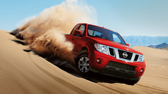 2018 Nissan Frontier PRO-4X King Cab