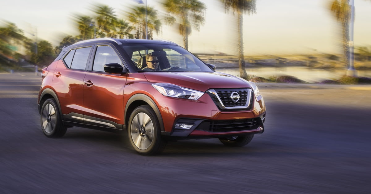 2018 nissan kicks official photos details specs and more digital trends. Black Bedroom Furniture Sets. Home Design Ideas