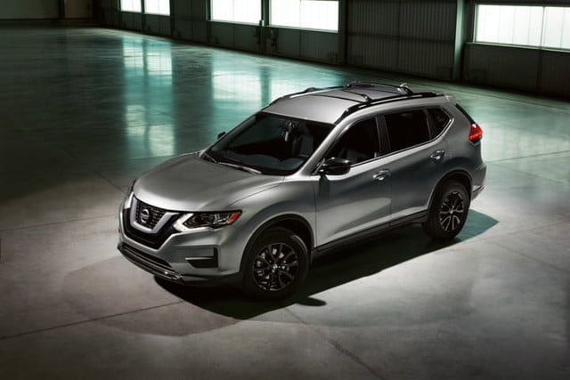 2018 Nissan Rogue Adds Single Lane Driver Assistance Digital Trends