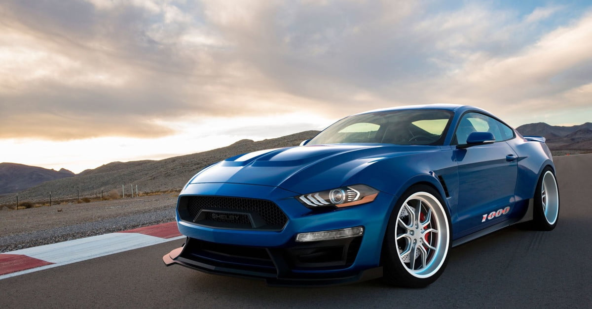 Shelby 1000 Mustang | Official Photos, Details, Specs, And ...