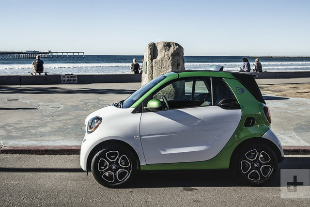2018 Smart Fortwo Cabrio Electric Drive First 15103