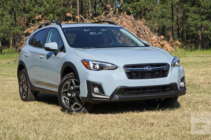 2018 Subaru Crosstrek First Drive Front Left