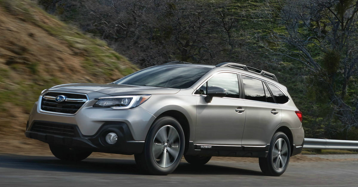 2018 Subaru Outback Features Multiple Levels Of Handling Tech