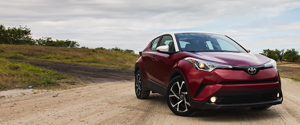 How basic is too basic? Toyota tests the limits with its C-HR