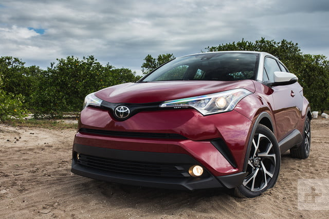 2018 Toyota C Hr Review Digital Trends