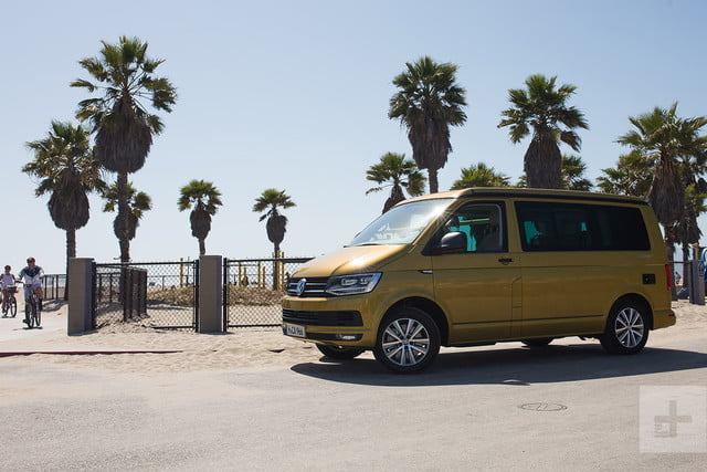 2018 Volkswagen T6 Transporter California First Drive Review