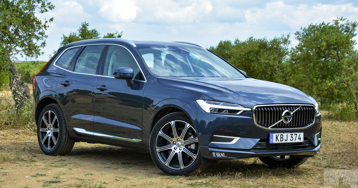 2018 volvo xc60 review a handsome tech friendly suv digital trends. Black Bedroom Furniture Sets. Home Design Ideas