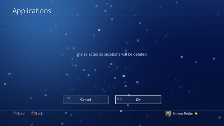 ps4 how to delete reinstall games 20180108131051 1