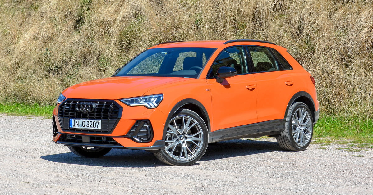 2019 audi q3 first drive review specs price photos digital trends. Black Bedroom Furniture Sets. Home Design Ideas