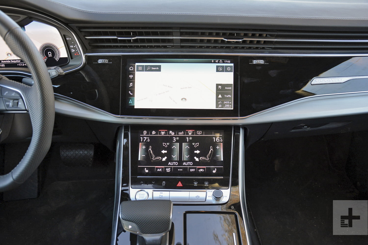 Audi A3 Carplay >> Audi MMI Touch Response Infotainment System Review ...