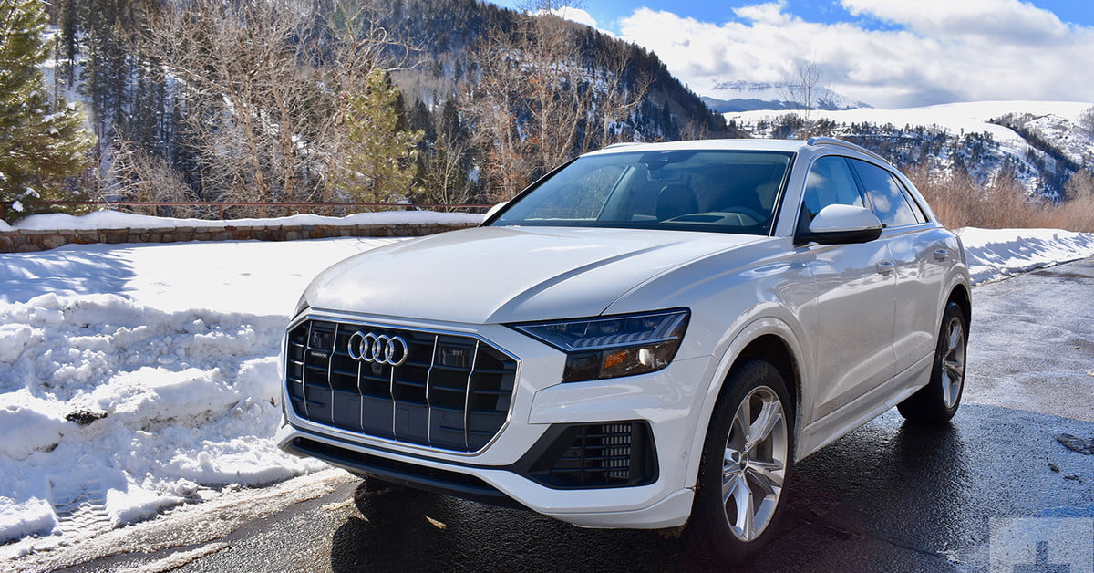 2019 audi q8 audi s high tech flagship q8 suv is perfect for an adventure digital trends