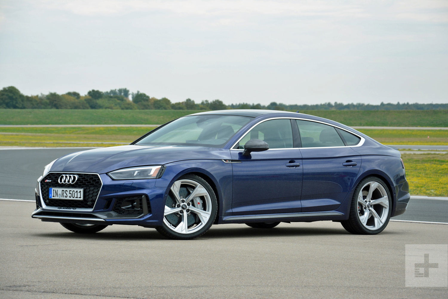 The 2019 Audi RS 5 Sportback lets you have your 444-hp cake and eat it, too